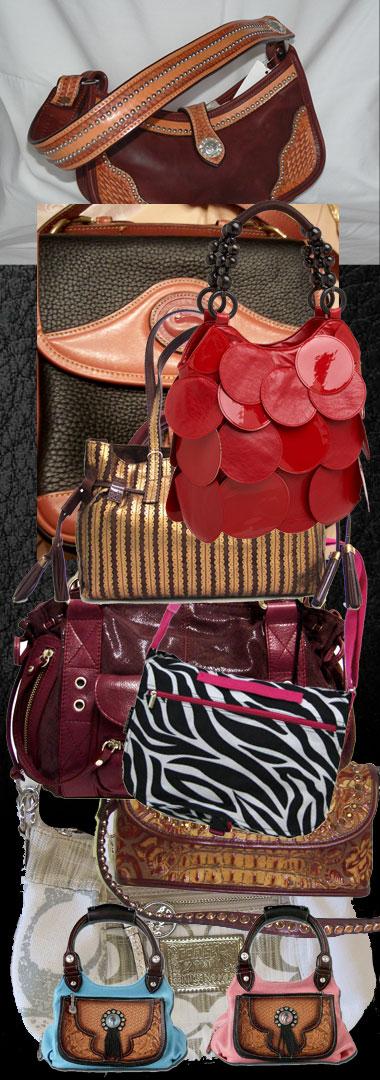 Leather Hand Bags Repair Inglewood, LA, California - LA Leather
